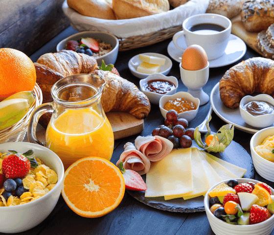 Luxury Australian Scoopon Travel Hacks - Free Breakfast - Luxury Travel Hacks