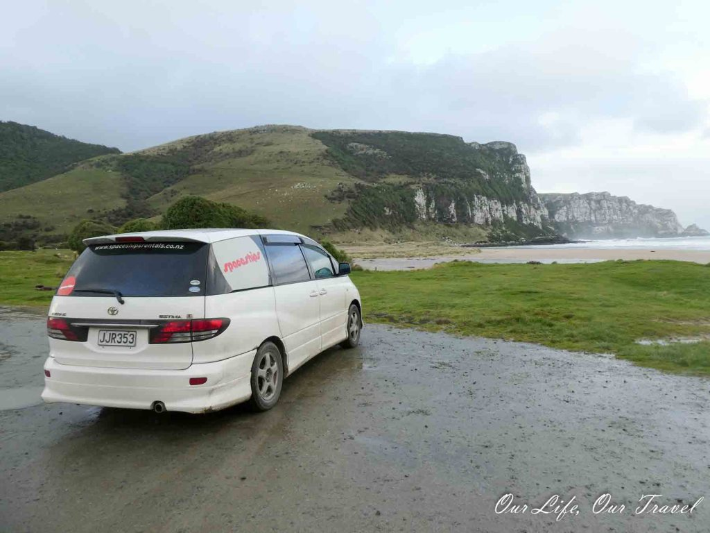 Spaceships Beta - Campervan New Zealand - Luxury Travel Hacks