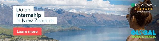 Internship New Zealand - Working Abroad In New Zealand - Luxury Travel Hacks