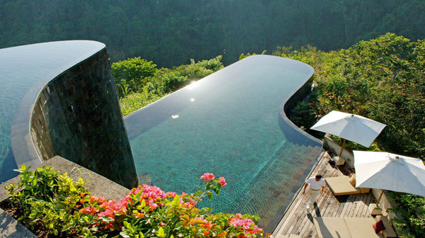 Best infinity pool in the world