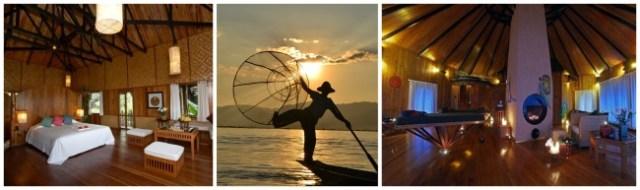 romantic lake hotel myanmar