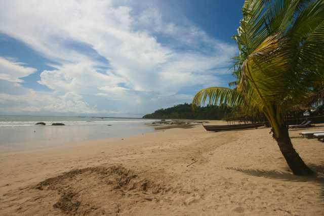 Ngapali beach - best beach myanmar