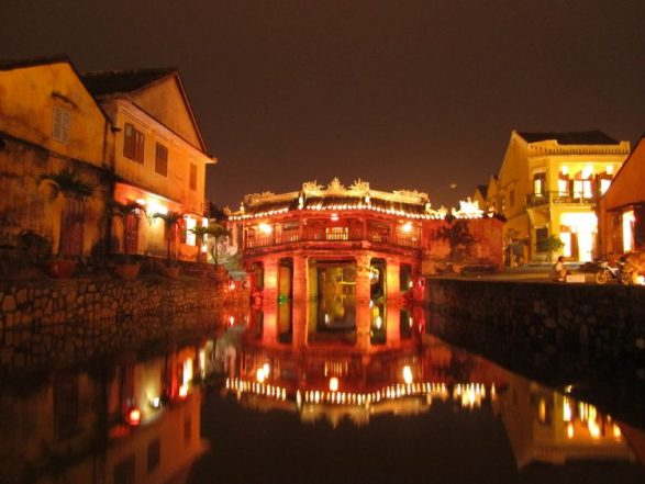 Christmas in Hoi An, Vietnam