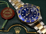 Review of the Rolex Submariner 16613