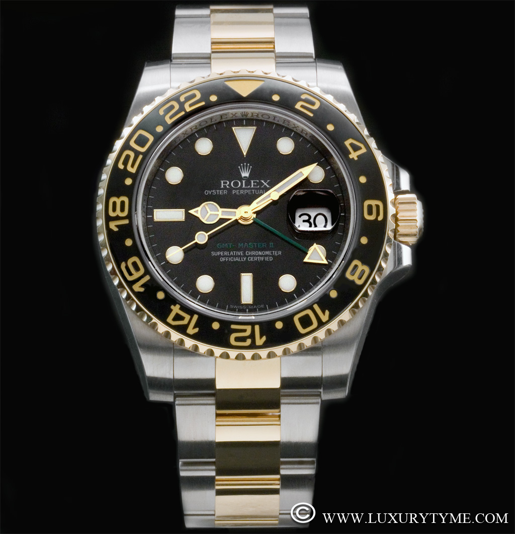 Review The Rolex Gmt Master Ii 116713 Ln Amp 116710 Ln