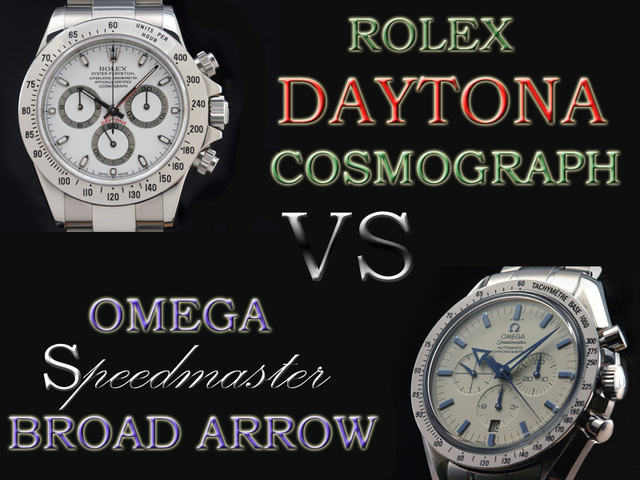 Comparative Review of the Rolex Cosmograph Daytona Reference