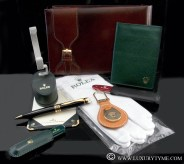 Rolex Collectible Merchandise: An Overview