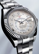 Rolex Unveils The SKY-DWELLER At Basel 2012!