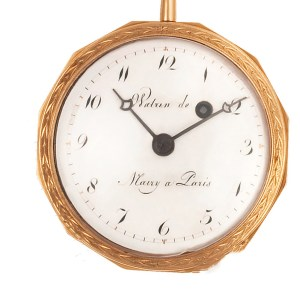 Watrin de Mairy 'a Paris N/A 832 18k White dial mm watch