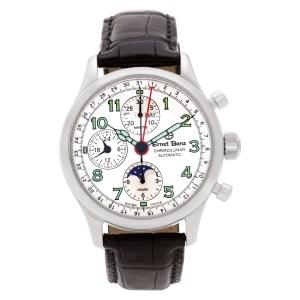 Ernst Benz Chronolunar GC20312A stainless steel 40mm auto watch