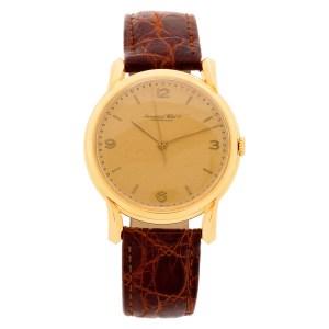 IWC Classic 18k 36mm Manual watch