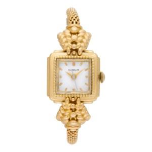 Gubelin 18k 20.5mm auto watch