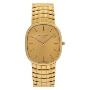 Patek Philippe Ellipse 3738/115 18k Gold dial 30mm Automatic watch