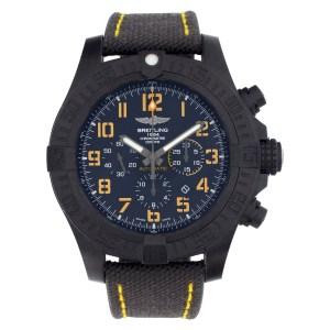 Breitling Avenger XB0170 black ultralight polymer breitligh 50mm auto watch