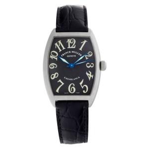 Franck Muller Casablanca 45 stainless steel 30mm auto watch