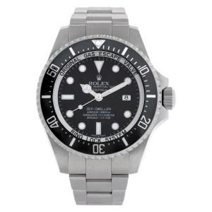 Rolex Sea-Dweller 116660 stainless steel 44mm auto watch
