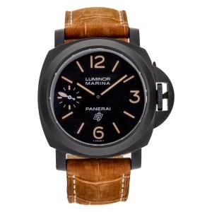 Panerai Luminor Marina PAM00599 pvd steel 44mm Manual watch