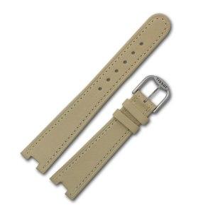 Tissot beige leather strap (17x14)