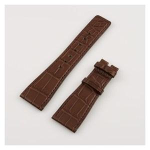 Bell & Ross brown alligator strap (24x18)