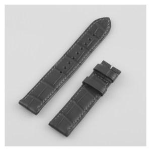 Bell & Ross gray alligator strap (18x18)