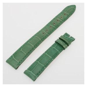 Jaeger-LeCoultre green alligator strap (14x12)