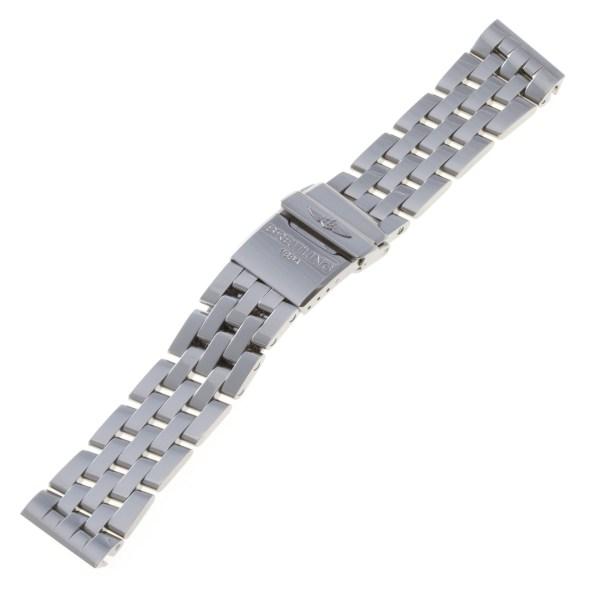 Breitling bracelet in stainless steel 20mm