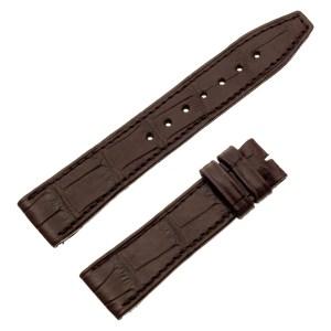 IWC brown alligator strap (18x16)