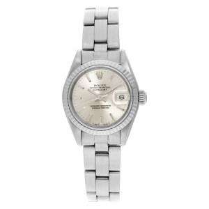 Rolex Datejust 69174 stainless steel 25mm auto watch