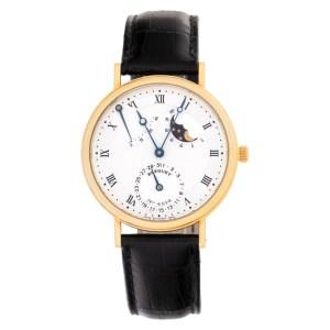 Breguet Classique 3137 18k 35mm auto watch