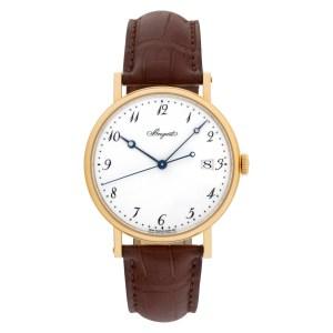Breguet Classique 5177BR/29/9VG 18k White dial 38mm Automatic watch