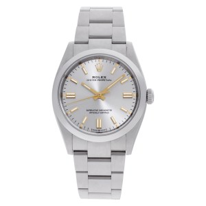 Rolex Oyster Perpetual 126000 stainless steel 36mm auto watch