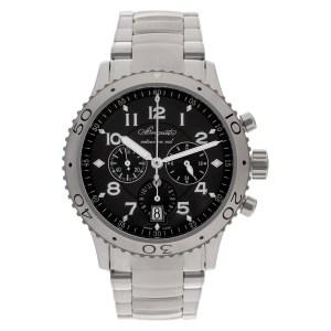 Breguet Type XXI 3810ST/92/SZ9 stainless steel 43mm auto watch