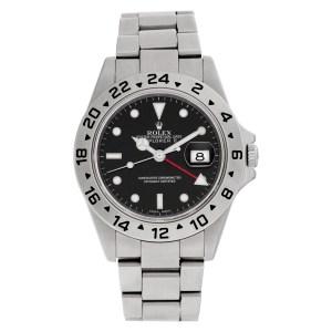 Rolex Explorer II 16570 stainless steel 40mm auto watch