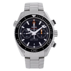Omega Seamaster Planet Ocean 232.30.46.51.01.003 stainless steel 45mm Co-Axial w
