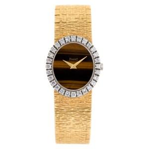 Piaget Polo 9814a6 18k 24mm Manual watch