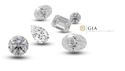 GIA Loose Diamonds