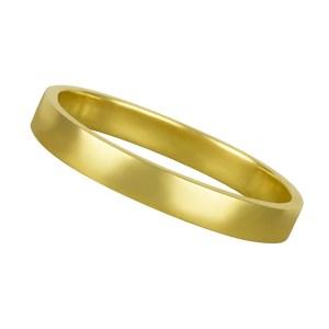 TIffany & Co 18k yellow gold bangle