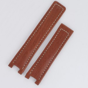 Tag Heuer Brown Leather Strap (19x18)