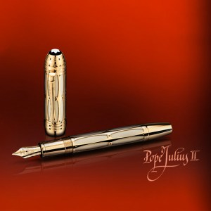 MONTBLANC Pope Julius II Fountain Pen, Limited Edition 4810