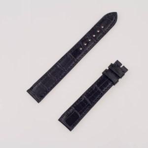 Chopard Used Black Leather Strap (16 X 14)