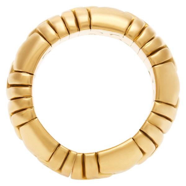 Bvlgari Open Parentesi in 18k yellow gold