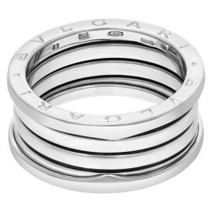 Bvlgari B.Zero Ring In 18k White Gold