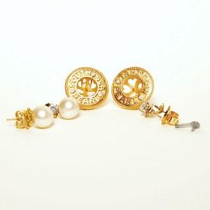 Versatile South Sea Pearls earrings