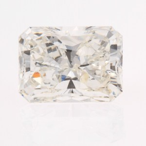 GIA Certified Radiant Cut Diamond 2.05cts (J color VVS-2 Clarity)