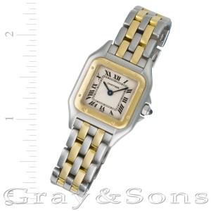 Cartier Panthere 1120 18k & steel 22mm Quartz watch