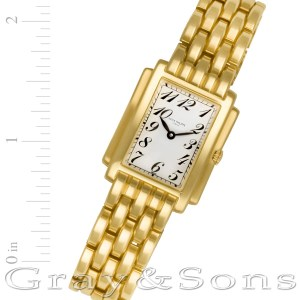 Patek Philippe Gondolo 4824/1 18k 23mm Quartz watch
