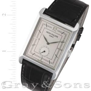 Patek Philippe Gondolo 5109P platinum 30mm Manual watch
