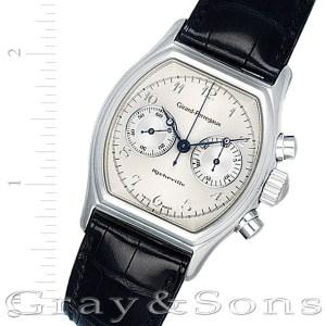 Girard Perregaux Richeville 2710 stainless steel 35mm auto watch