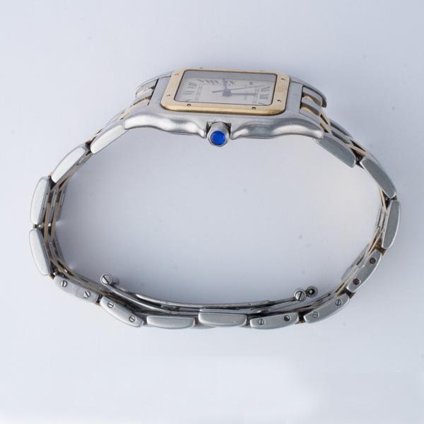 Cartier Panthere 18k & steel 29mm Quartz watch