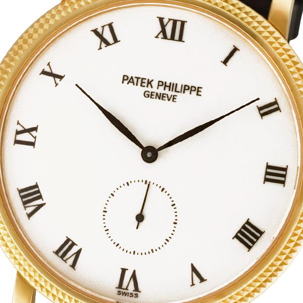 Patek Philippe Calatrava 3919 18k 33mm Manual watch